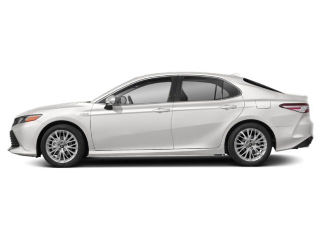 2019 Toyota Camry Hybrid Xle Cvt Pictures J D Power