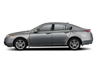 Grigio Metallic 2010 Acura TL Pictures TL Sedan 4D AWD photos side view