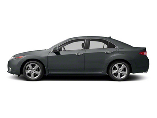 Polished Metal Metallic 2010 Acura TSX Pictures TSX Sedan 4D Technology photos side view