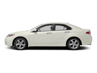 Premium White Pearl 2010 Acura TSX Pictures TSX Sedan 4D Technology photos side view