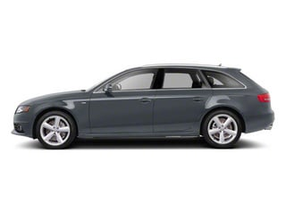 Meteor Gray Pearl 2010 Audi A4 Pictures A4 Wagon 4D 2.0T Avant Quattro photos side view