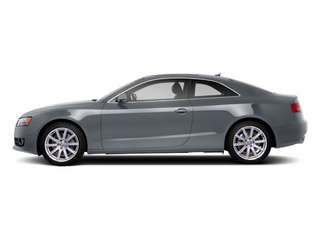 Meteor Gray Pearl 2010 Audi A5 Pictures A5 Coupe 2D Quattro Prestige photos side view
