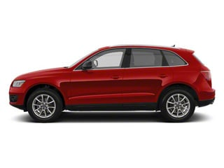 Garnet Red Pearl 2010 Audi Q5 Pictures Q5 Utility 4D 3.2 Prestige S-Line AWD photos side view