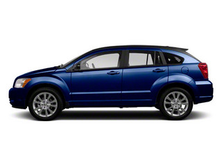 Deep Water Blue Pearl 2010 Dodge Caliber Pictures Caliber Wagon 4D SE photos side view