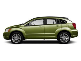 Optic Green Metallic 2010 Dodge Caliber Pictures Caliber Wagon 4D SE photos side view