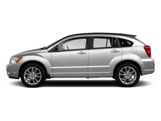 Bright Silver Metallic 2010 Dodge Caliber Pictures Caliber Wagon 4D SE photos side view