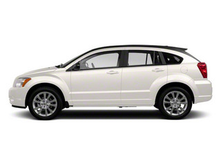 Stone White 2010 Dodge Caliber Pictures Caliber Wagon 4D SE photos side view