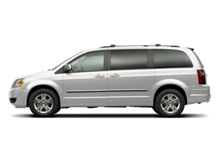 Stone White 2010 Dodge Grand Caravan Pictures Grand Caravan Grand Caravan SXT 4.0L photos side view