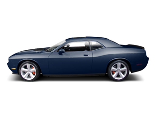 Deep Water Blue Pearl 2010 Dodge Challenger Pictures Challenger Coupe 2D R/T photos side view