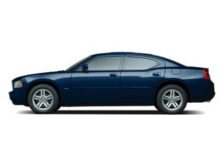 Deep Water Blue Pearl 2010 Dodge Charger Pictures Charger Sedan 4D Police photos side view