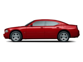 Inferno Red Crystal Pearl 2010 Dodge Charger Pictures Charger Sedan 4D Police photos side view