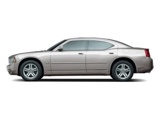 Bright Silver Metallic 2010 Dodge Charger Pictures Charger Sedan 4D Police photos side view