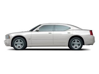 Stone White 2010 Dodge Charger Pictures Charger Sedan 4D Police photos side view