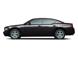 Brilliant Black Pearl 2010 Dodge Charger Pictures Charger Sedan 4D Police photos side view