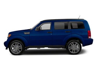 Deep Water Blue Pearl 2010 Dodge Nitro Pictures Nitro Utility 4D Shock 2WD photos side view