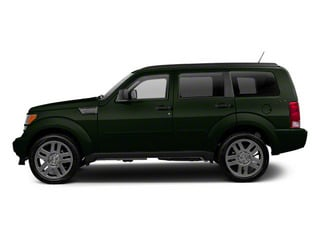 Natural Green Pearl 2010 Dodge Nitro Pictures Nitro Utility 4D SXT 4WD photos side view