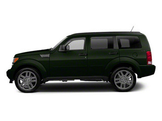 Natural Green Pearl 2010 Dodge Nitro Pictures Nitro Utility 4D SE 2WD photos side view