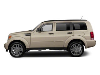 Light Sandstone Metallic 2010 Dodge Nitro Pictures Nitro Utility 4D Shock 2WD photos side view
