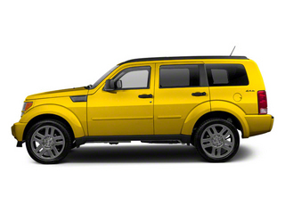 Detonator Yellow 2010 Dodge Nitro Pictures Nitro Utility 4D Shock 2WD photos side view