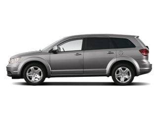 Silver Steel Metallic 2010 Dodge Journey Pictures Journey Utility 4D R/T AWD photos side view