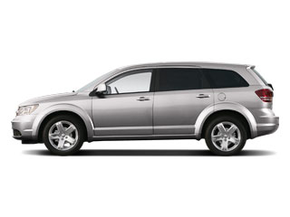 Bright Silver Metallic 2010 Dodge Journey Pictures Journey Utility 4D R/T AWD photos side view