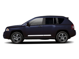 Blackberry Pearl 2010 Jeep Compass Pictures Compass Utility 4D Latitude 2WD photos side view