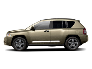 Light Sandstone Metallic 2010 Jeep Compass Pictures Compass Utility 4D Latitude 2WD photos side view