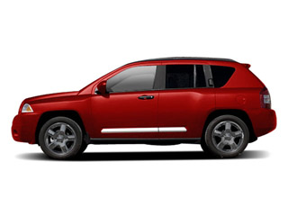 Inferno Red Crystal Pearl 2010 Jeep Compass Pictures Compass Utility 4D Latitude 2WD photos side view