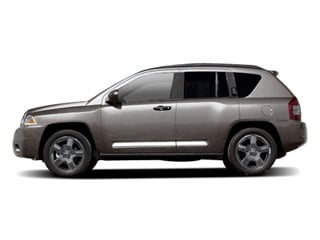 Bright Silver Metallic 2010 Jeep Compass Pictures Compass Utility 4D Latitude 2WD photos side view