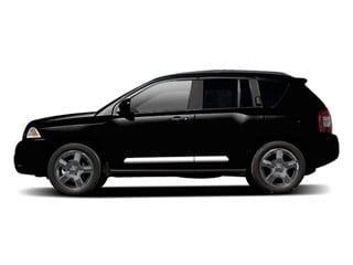 Brilliant Black Crystal Pearl 2010 Jeep Compass Pictures Compass Utility 4D Latitude 2WD photos side view