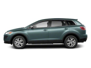 Dolphin Gray Mica 2010 Mazda CX-9 Pictures CX-9 Utility 4D Touring AWD photos side view