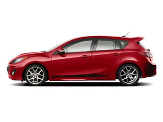 Velocity Red Mica 2010 Mazda Mazda3 Pictures Mazda3 Wagon 5D SPEED photos side view