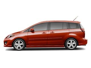 Copper Red Mica 2010 Mazda Mazda5 Pictures Mazda5 Wagon 5D GT photos side view