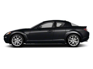 Sparkling Black Mica 2010 Mazda RX-8 Pictures RX-8 Coupe 2D photos side view
