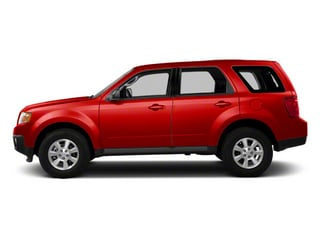 Sangria Red 2010 Mazda Tribute Pictures Tribute Utility 4D s 4WD photos side view