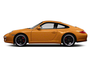 Nordic Gold Metallic 2010 Porsche 911 Pictures 911 Coupe 2D 4S AWD photos side view