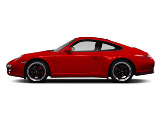 Guards Red 2010 Porsche 911 Pictures 911 Coupe 2D 4S AWD photos side view
