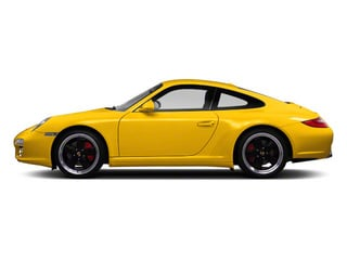 Speed Yellow 2010 Porsche 911 Pictures 911 Coupe 2D 4S AWD photos side view