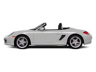GT Silver Metallic 2010 Porsche Boxster Pictures Boxster Roadster 2D photos side view