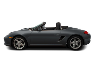 Atlas Grey Metallic 2010 Porsche Boxster Pictures Boxster Roadster 2D S photos side view