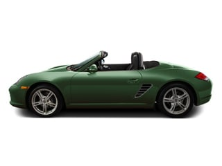 Malachite Green Metallic 2010 Porsche Boxster Pictures Boxster Roadster 2D S photos side view