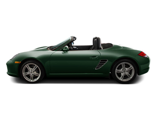 Porsche Racing Green Metallic 2010 Porsche Boxster Pictures Boxster Roadster 2D S photos side view