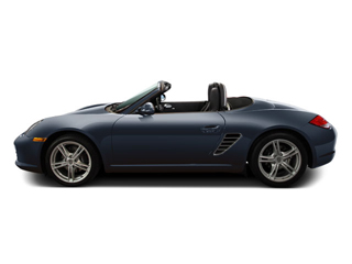 Dark Blue Metallic 2010 Porsche Boxster Pictures Boxster Roadster 2D S photos side view