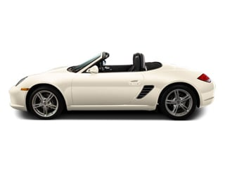 Cream White 2010 Porsche Boxster Pictures Boxster Roadster 2D S photos side view