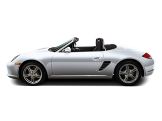 Arctic Silver Metallic 2010 Porsche Boxster Pictures Boxster Roadster 2D S photos side view