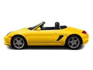 Speed Yellow 2010 Porsche Boxster Pictures Boxster Roadster 2D S photos side view