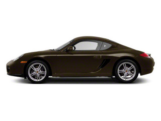 Macadamic Metallic 2010 Porsche Cayman Pictures Cayman Coupe 2D photos side view