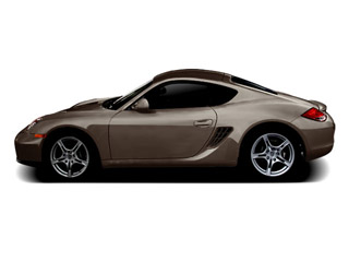 Macadamic Metallic 2010 Porsche Cayman Pictures Cayman Coupe 2D S photos side view