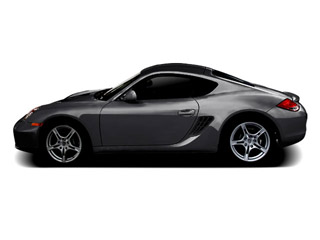 Black 2010 Porsche Cayman Pictures Cayman Coupe 2D S photos side view