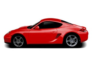 Guards Red 2010 Porsche Cayman Pictures Cayman Coupe 2D S photos side view